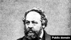 Михаил Александрович Бакунин (1814—1876) — русский мыслитель, революционер, анархист, один из идеологов народничества