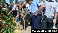 19 iunie 2014 la comemorările de la Căușeni
