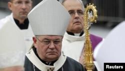 Arhiepiscopul Pragăi Dominik Duka