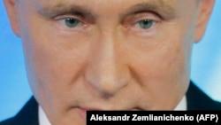 Уладзімір Пуцін, архіўнае фота