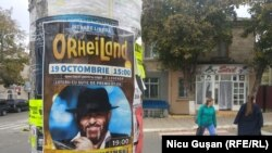 Մոլդովայում տեղական ընտրություններ են, Օրհեյ, 20 հոկտեմբերի, 2019թ.