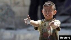 Сириялык бала
