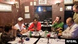 """Свобода в клубе """"Джон Донн"""", 19 июля 2009 г"""