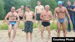Татар зыялылары су буе Сабан туена җыелды