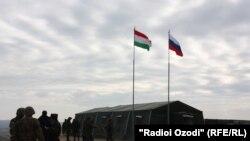 Совместные военные учения России и Таджикистана