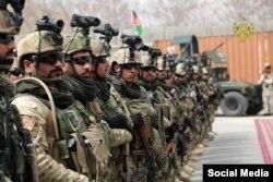 نیروهای ویژه افغانستان