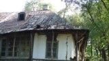 Casa de la Mihăileni a lui George Enescu în 2013