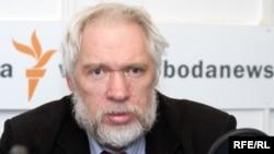 Борис Соколов в студии Радио Свобода