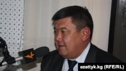 Абдыжапар Бекматов