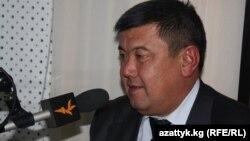 Абдыжапа Бегматов