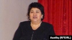 Үләнкүл авыл хакимияте башлыгы Ләйлә Мөхәмәтшина