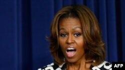 Супруга президента США – Мишель Обама