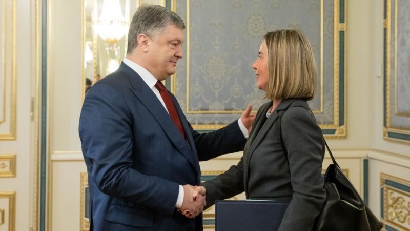 Продовження санкцій проти Росії свідчить про їхню ефективність – Порошенко