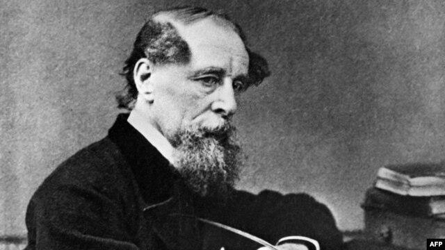 Britanski pisac Čarls Dikens (1812-1870)