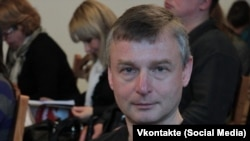 Убитый журналист Дмитрий Циликин
