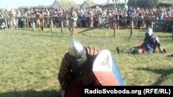 На Харківщині пройшов лицарський турнір