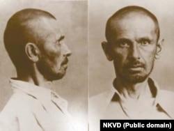 Евгений Дмитриевич Поливанов, снимок в Бутырской тюрьме