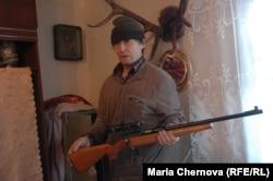 Егерь Петр Брянский