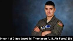 Українець Назарій Мельничук – військовий США, лейтенант другого класу 10-го ескадрону міжконтинентальних ракет ВПС