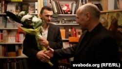 Кветкі ад Барыса Пятровіча.