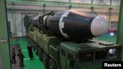 Hvansong-15 nova balistička raketa Sjeverne Koreje