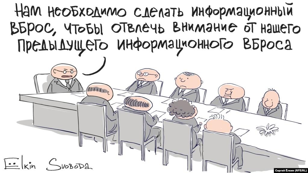 Реалії Росії очима російського художника Сергія Йолкіна