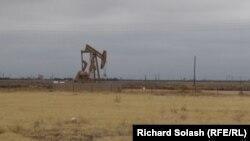 Буровая установка в Техасе. Иллюстративное фото.