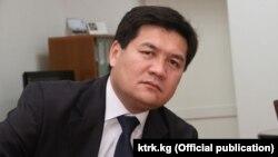 Омбудсмен Кубат Оторбаев.