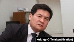 Кубат Оторбаев.