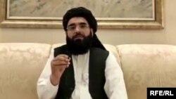 سهیل شاهین سخنگوی دفتر سیاسی طالبان در دوحه