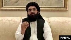 سهیل شاهین سخنگوی دفتر سیاسی طالبان در قطر