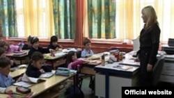 Ученици во училиште