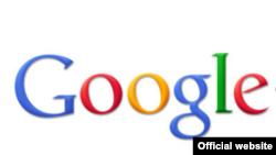 Google интернет компаниясының логотипі. Көрнекі сурет.