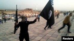 Баявік «Ісламскай дзяржавы»