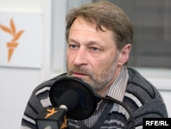 Политолог Дмитрий Орешкин. Москва, май 2009 года.