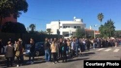 Moldoveni la vot în Portugalia