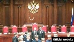 В Конституционном суде России, 27 ноября 2018 года