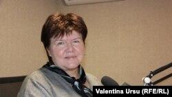 Alina Radu, directoarea Ziarului de Gardă