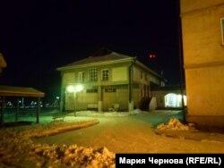 Заново отстроенный детский дом №1 в Иркутске-2