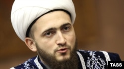 The newly elected chief mufti of Tatarstan, Kamil hazrat Samigullin, takes over after his predecessor was wounded in a bomb attack.