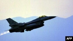 The U.S. State Department announced in September that Iraq had made the first payment in a deal to buy 18 F-16 fighter jets worth a total of $3 billion.