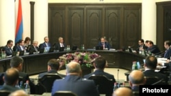 Կառավարության նիստը, Երևան, 11-ը հուլիսի, 2019թ.
