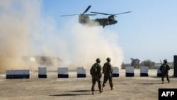 Trupat amerikane në Iraq, foto nga arkivi