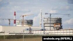 Беларуская АЭС у Астраўцы