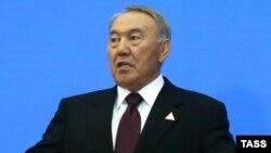 Қазақстан президенті Нұрсұлтан Назарбаев. Астана, 29 мамыр 2014 жыл.