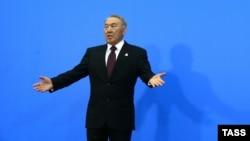 Президент Казахстана Нурсултан Назарбаев. Астана, 29 мая 2014 года.