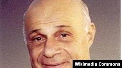 Rauf Denktash - the former leader of the Cyprus Turks