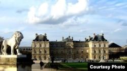 Parisdə Fransa Senatının binası