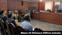 جلسه محاکمه قاتل آتنا اصلانی در دادگاه کیفری یک استان اردبیل به شکل غیرعلنی برگزار شد