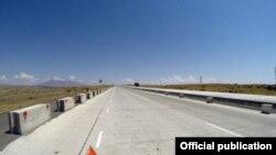 «Հյուսիս-հարավ» ավտոմայրուղի՝ Երևան-Արարատ հատված